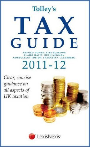 Tolleys Tax Guide Claire Hayes