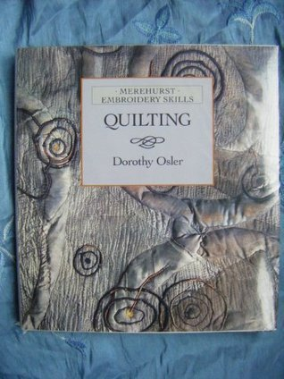 Quilting Dorothy Osler