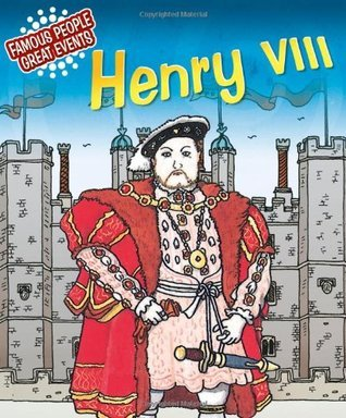 Henry VIII  by  Harriet Castor