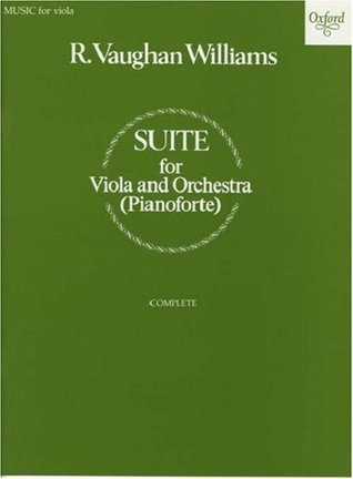Suite for Viola and Orchestra: Reduction for Viola and Piano Ralph Vaughan Williams