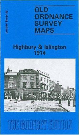 Highbury and Islington 1914: London Sheet 039.3  by  Jim Connell