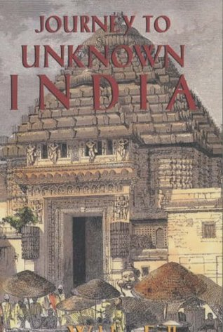 Journey to Unknown India Walther Eidlitz