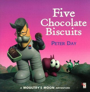 Moultrys Moon - Five Chocolate Biscuits Peter Day