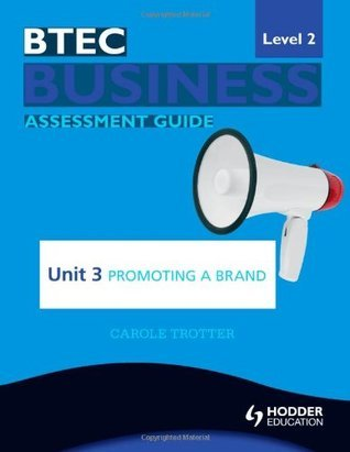 Btec Business Level 2 Assessment Guide  by  Carole Trotter