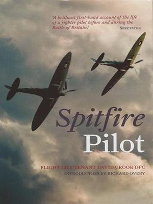 Spitfire Pilot  by  David M. Crook
