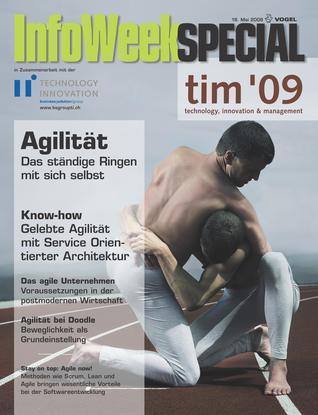 tim special 09: Agilität - Das ständige Ringen mit sich selbst Thomas W