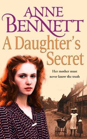 A Daughters Secret  by  Anne Bennett
