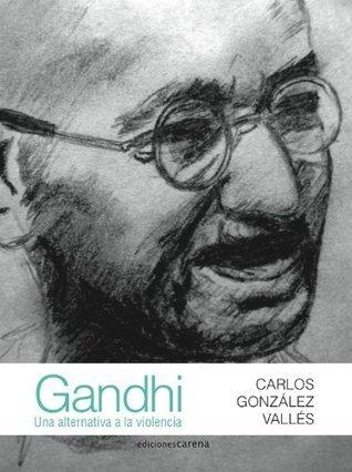 Gandhi  by  Carlos González Vallés