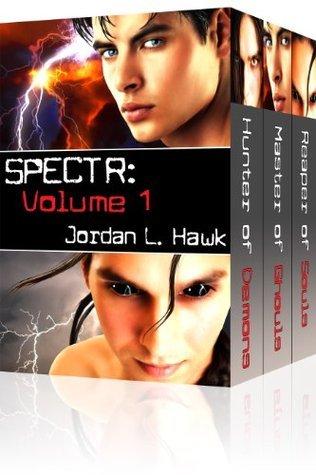 SPECTR: Volume 1  by  Jordan L. Hawk