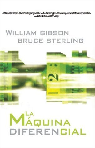 Máquina diferencial, La  by  William Gibson