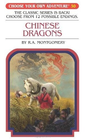Chinese Dragons R.A. Montgomery