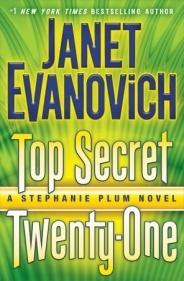 Top Secret Twenty-One (Stephanie Plum #21)  by  Janet Evanovich