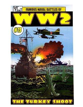 World War 2 The Great Marianas Turkey Shoot Ronald Ledwell
