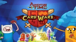 Card Wars - Adventure Time  by  Neuro Games