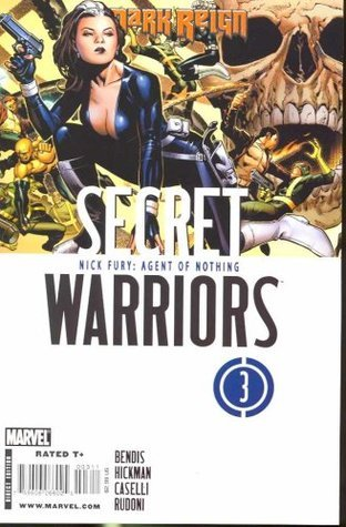 Secret Warriors #3 Dkr John Hickman