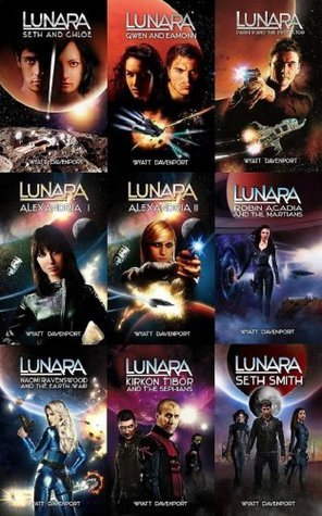 Lunara: The Complete Series Wyatt Davenport