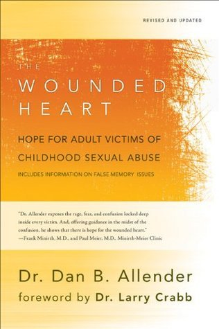The Wounded Heart: Hope for Adult Victims of Childhood Sexual Abuse with Bonus Content  by  Dan B. Allender
