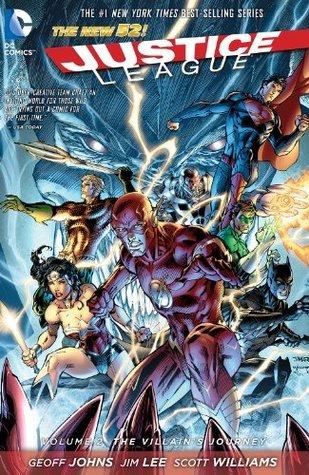Justice League Vol 2: The Villains Journey  by  Geoff Johns