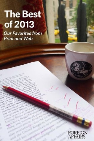 The Best of 2013 Gideon Rose