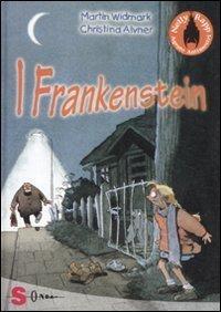 I Frankenstein (Nelly Rapp, #2)  by  Martin Widmark