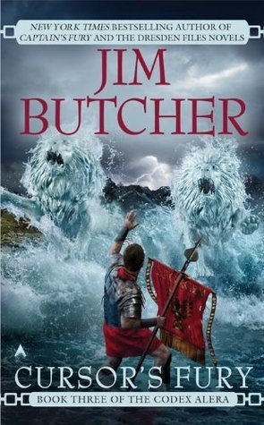 Cursors Fury  by  Jim Butcher