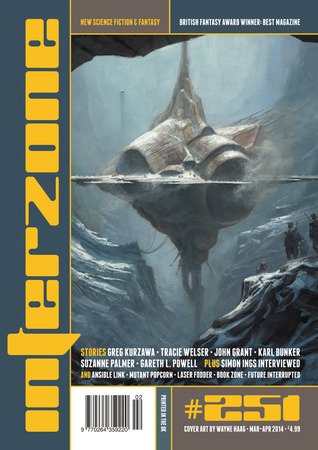 Interzone 251  by  Andy Cox