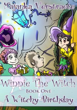 A Witchy Birthday (Winnie The Witch, #1)  by  Majanka Verstraete