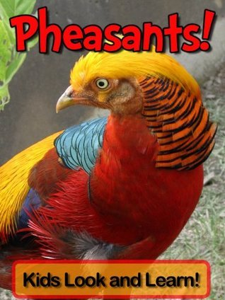 Pheasants! Learn About Pheasants and Enjoy Colorful Pictures - Look and Learn! (50+ Photos of Pheasants)  by  Becky Wolff