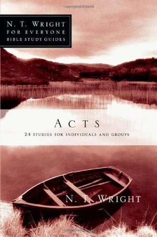 Acts N.T. Wright