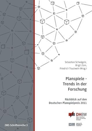 Planspiele - Trends in der Forschung: Rückblick auf den Deutschen Planspielpreis 2011  by  Sebastian Schwägele