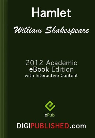 Hamlet (2012 Academic Edn. / Interactive TOC / Incl. Study Guide) William Shakespeare