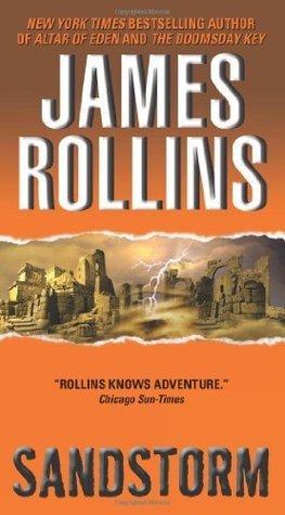Sandstorm (Sigma Force Novels)  by  James Rollins