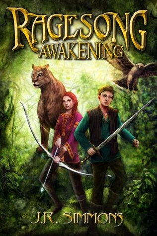 Awakening (Ragesong, #1) J.R.  Simmons