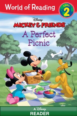 A Perfect Picnic: Mickey & Friends (World of Reading: Level 2)  by  Kate Ritchey