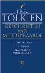 Geschriften van midden-aarde J.R.R. Tolkien