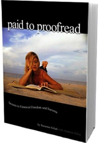 How To break into Publishing - Proofread Your Way To Success. Sue Gilad