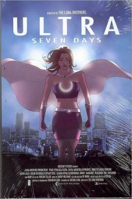 Ultra: Seven Days Limited Edition Jonathan Luna