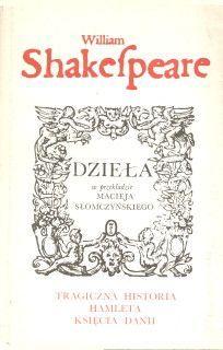 Tragiczna historia Hamleta księcia Danii  by  William Shakespeare