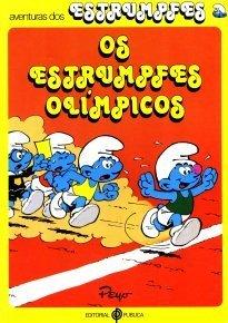 Os estrumpfes olímpicos Peyo