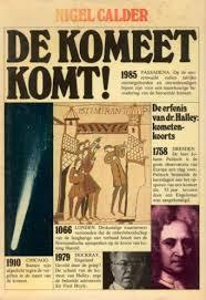 de komeet komt  by  Nigel Calder