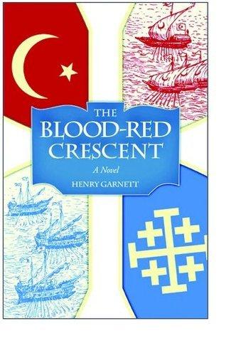 Blood Red Crescent  by  Henry Garnett