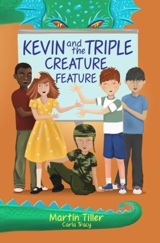 Kevin and the Triple Creature Feature (Kevins Books)  by  Martin Tiller