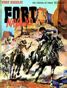 Fort Navajo  by  Jean-Michel Charlier