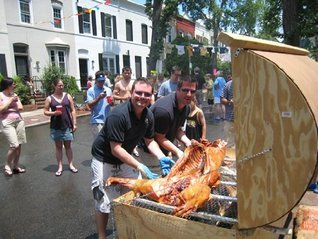 Pig Catering Service Start Up Sample Business Plan NEW! Bplanxchange