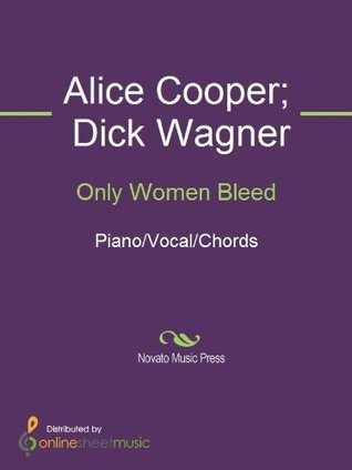 Only Women Bleed Alice Cooper