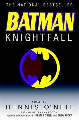 Batman : Knightfall  by  Dennis ONeil