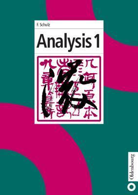 Analysis 1 Friedmar Schulz