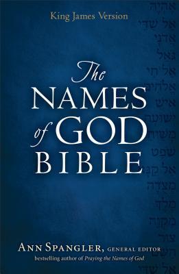 KJV Names of God Bible Hardcover  by  Ann Spangler