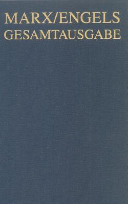 Friedrich Engels: Dialektik Der Natur (1873-1882)  by  Anneliese Griese