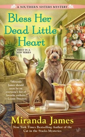 Bless Her Dead Little Heart (Southern Ladies, #1)  by  Miranda James